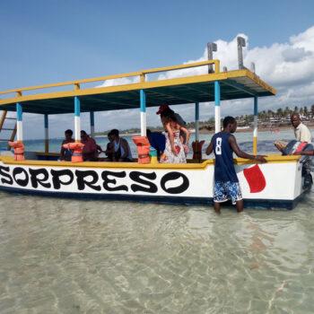 sop boat
